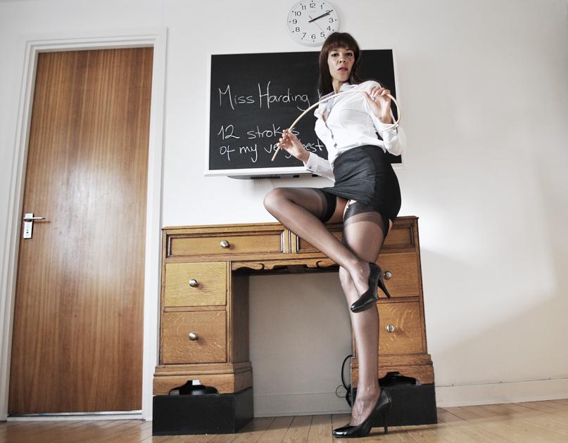 Miss-Francesca-Harding-naughty-boy-humiliation-punishment-Kings-Cross-London.