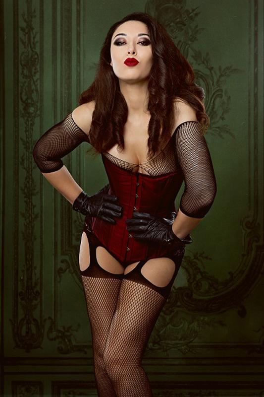 Latex bondage mistress london